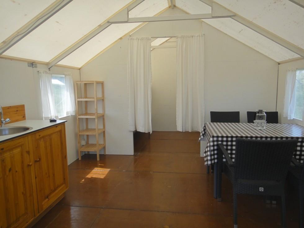 Wonderbaar Tenthuisje - Camping Duinoord SQ-57